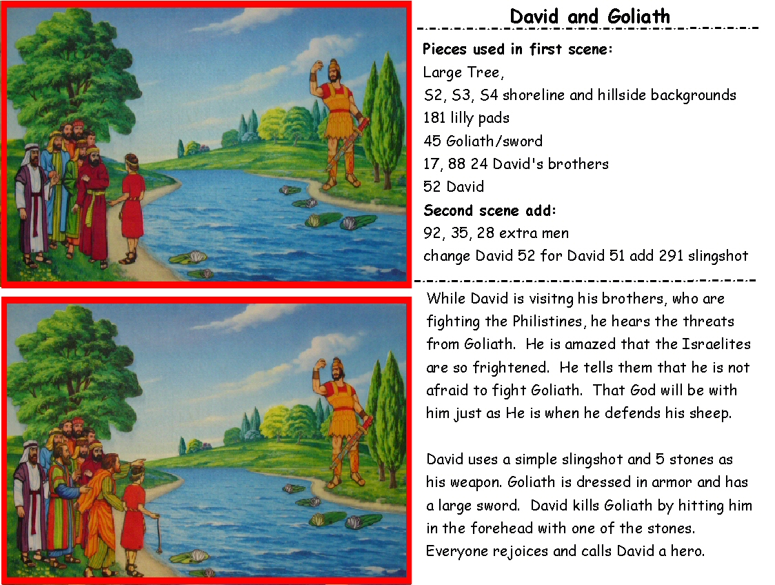 david bible songs and more