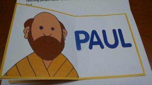 Saul/Paul