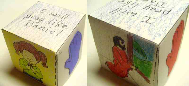 Daniel Prayer Box