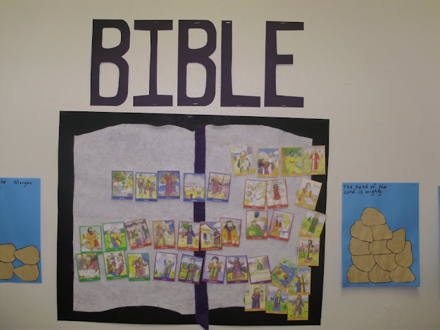Books of the Bible Activity