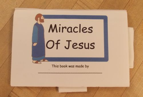 Miracles Of Jesus Front And Back Cover Pdf
