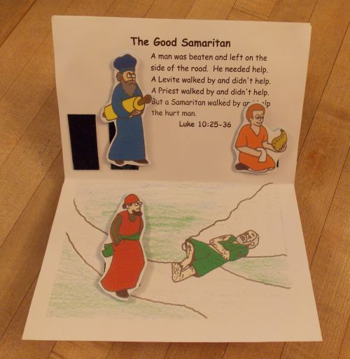 Parables Of Jesus Pop Up Book Bible Songs And More