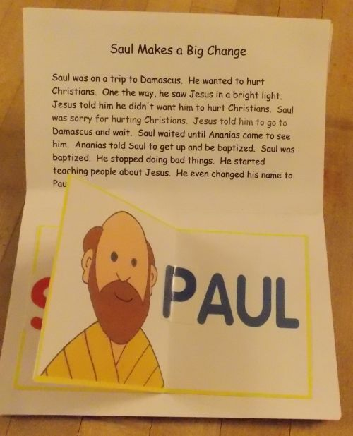 saul becomes paul essay