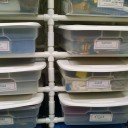 PVC Organization System