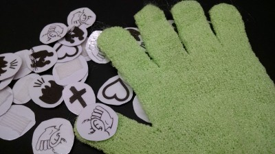 Salvation Glove