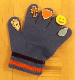 Salvation Glove